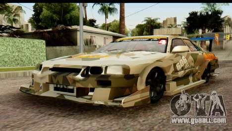Nissan Skyline R34 Maxxis GT for GTA San Andreas