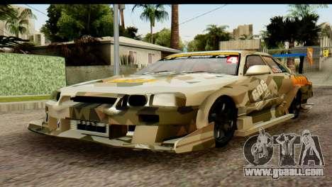 Nissan Skyline R34 Maxxis GT for GTA San Andreas