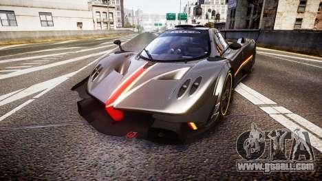 Pagani Zonda Revolution 2013 for GTA 4