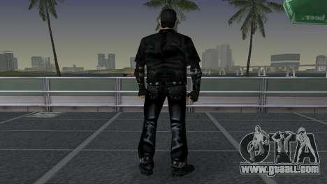 Tommi Black Skin for GTA Vice City forth screenshot