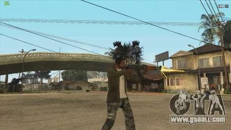 AK47 из Killing Floor for GTA San Andreas third screenshot