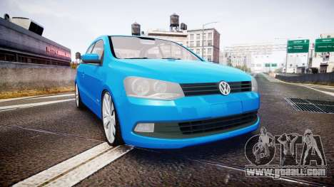 Volkswagen Gol G6 iTrend 2014 rims2 for GTA 4
