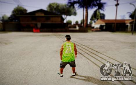 Ghetto Skin Pack for GTA San Andreas tenth screenshot