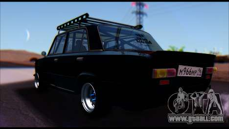 VAZ 2101 BC for GTA San Andreas left view