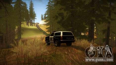 ENB Autumn for GTA San Andreas fifth screenshot