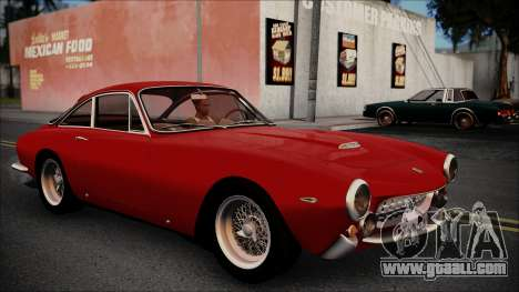 Ferrari 250 GT Berlinetta Lusso 1963 [ImVehFt] for GTA San Andreas