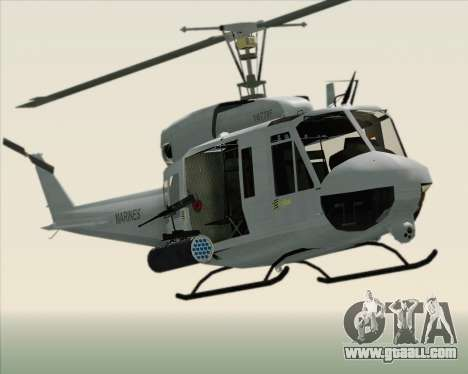 Bell UH-1N Huey USMC for GTA San Andreas