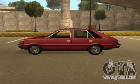 FSO Polonez 1500 for GTA San Andreas right view