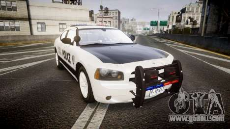 Dodge Charger 2006 Sheriff Dukes [ELS] for GTA 4