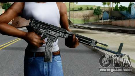 MP44 from Hidden and Dangerous 2 for GTA San Andreas third screenshot