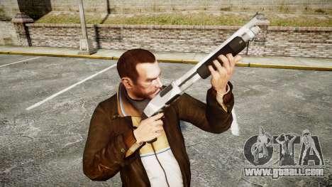 Mossberg 500 yukon for GTA 4 forth screenshot