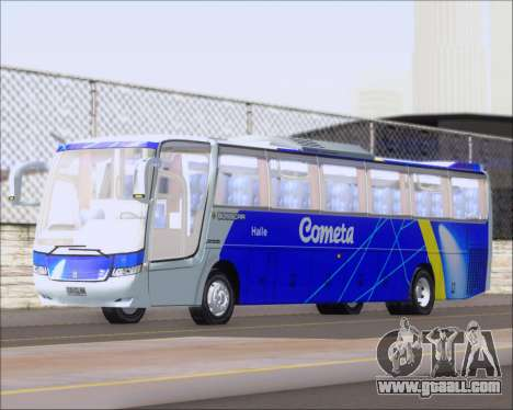 Busscar Vissta Buss LO Cometa for GTA San Andreas left view