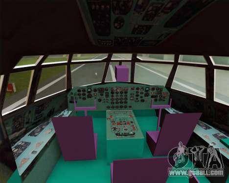 IL-76TD Gazprom Avia for GTA San Andreas