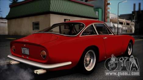 Ferrari 250 GT Berlinetta Lusso 1963 [ImVehFt] for GTA San Andreas left view