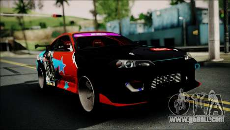 Nissan Silvia S15 EE for GTA San Andreas