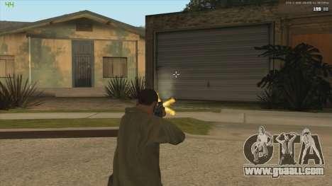 AK47 из Killing Floor for GTA San Andreas forth screenshot