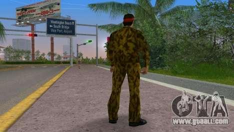 Camo Skin 19 for GTA Vice City third screenshot