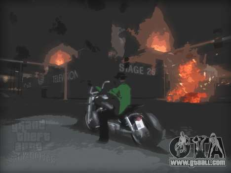 New loading screens for GTA San Andreas twelth screenshot
