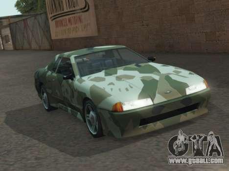 Elegy GTR for GTA San Andreas