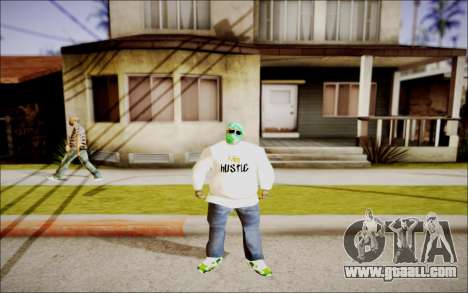 Ghetto Skin Pack for GTA San Andreas sixth screenshot