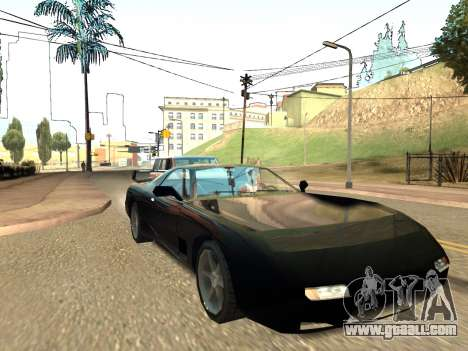 ENB for low PC by RonaldZX for GTA San Andreas second screenshot