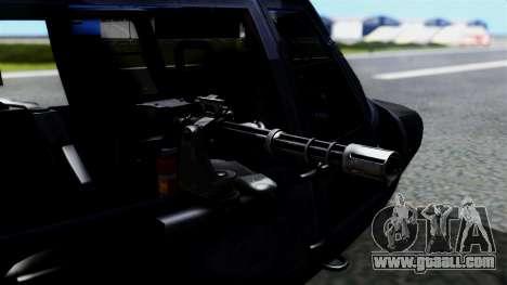 Harbin Z-9 BF4 for GTA San Andreas