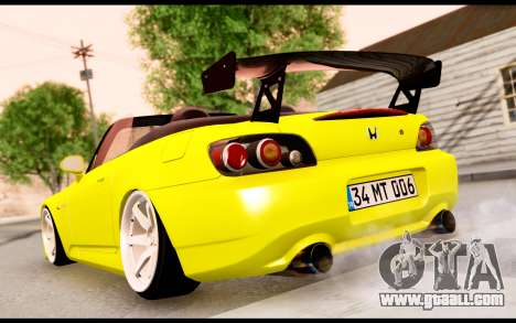Honda S2000 for GTA San Andreas left view