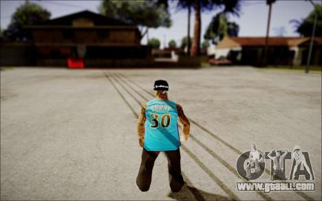 Ghetto Skin Pack for GTA San Andreas
