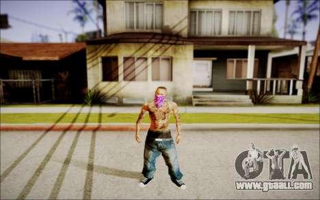 Ghetto Skin Pack for GTA San Andreas fifth screenshot