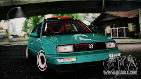 Volkswagen Golf Mk3 Hawaii Style for GTA San Andreas