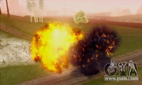 GTA 5 Effects for GTA San Andreas