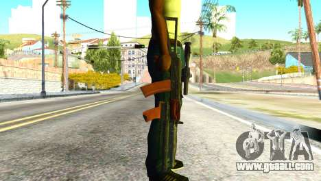 Canary (America's Army) for GTA San Andreas