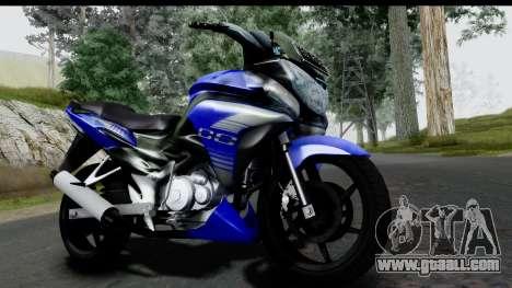 Honda CS1 v2 for GTA San Andreas