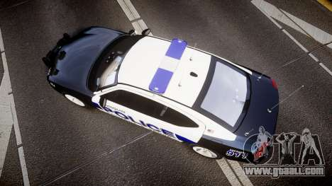 Dodge Charger 2006 Algonquin Police [ELS] for GTA 4