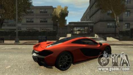McLaren P1 2013 [EPM] for GTA 4