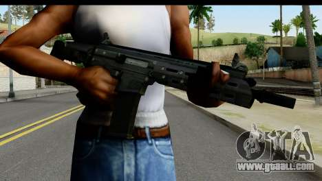 SCAR from from State of Decay for GTA San Andreas third screenshot