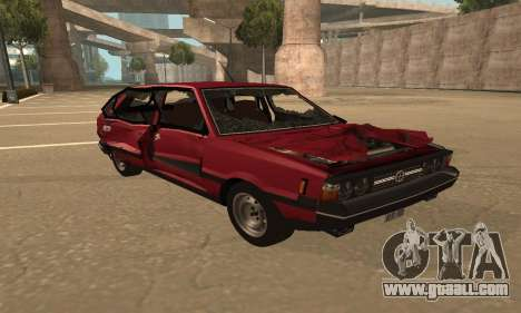 FSO Polonez 1500 for GTA San Andreas engine