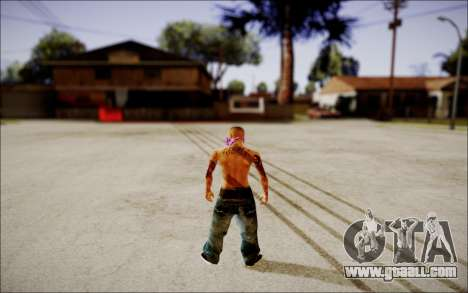 Ghetto Skin Pack for GTA San Andreas forth screenshot