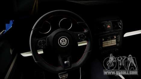Volkswagen Jetta 2015 for GTA San Andreas right view
