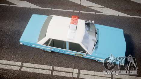 Ford Fairmont 1978 Police v1.1 for GTA 4 right view
