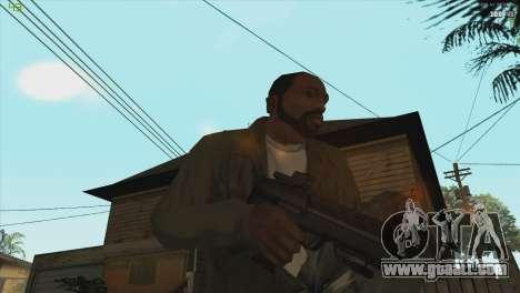 MP7 from Killing floor for GTA San Andreas third screenshot