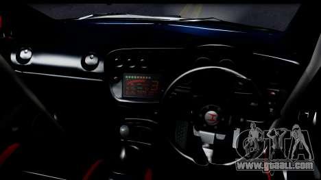 Honda Integra Type R Time Attack HQLM for GTA San Andreas right view