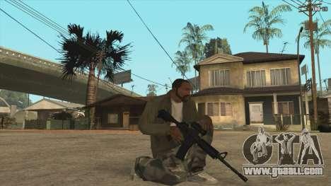 M4 из Killing Floor for GTA San Andreas
