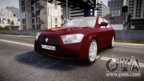 Iran Khodro Dena for GTA 4