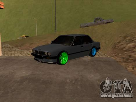 BMW M3 E30 Drift for GTA San Andreas