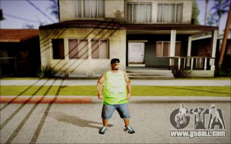 Ghetto Skin Pack for GTA San Andreas eleventh screenshot