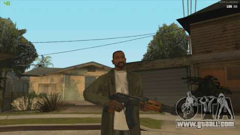 AK47 из Killing Floor for GTA San Andreas