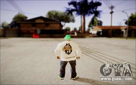Ghetto Skin Pack for GTA San Andreas seventh screenshot