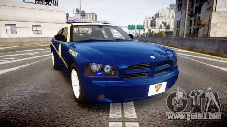 Dodge Charger West Virginia State Police [ELS] for GTA 4