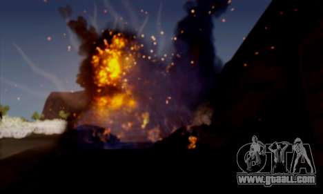 GTA 5 Effects for GTA San Andreas forth screenshot